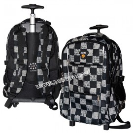 School backpack Squares