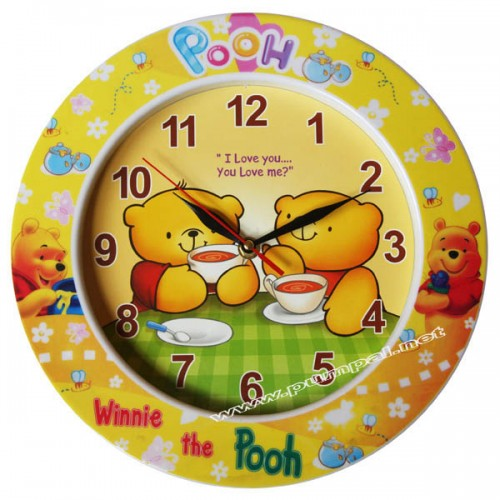 Часовник Мечо Пух