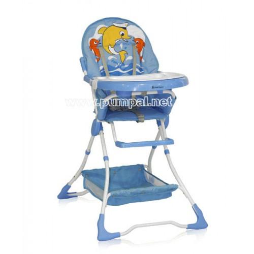 Стол за хранене  Bertoni Bravo Blue Dolphins