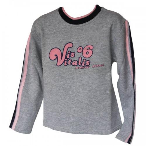 Ватирана блуза New line