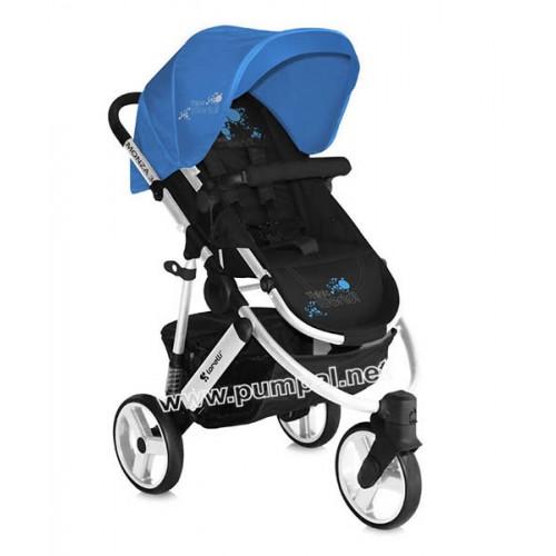 Комбинирана количка Lorelli Monza Blue 2 в 1