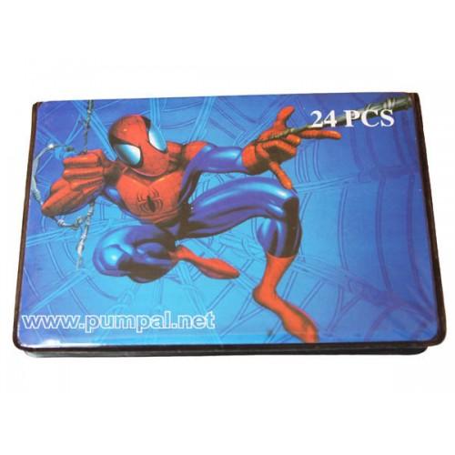 Комплект за рисуване Спайдърмен