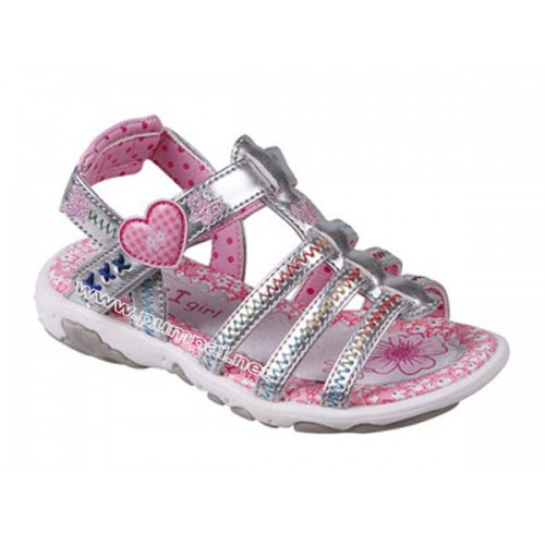 Детски сандали с каишки