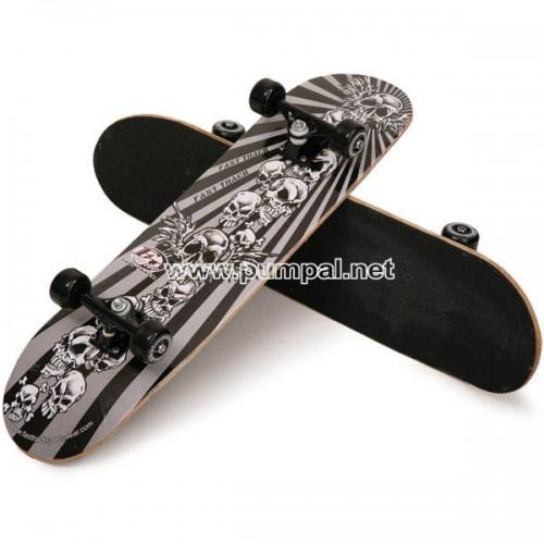 Скейтборд Lux Skull