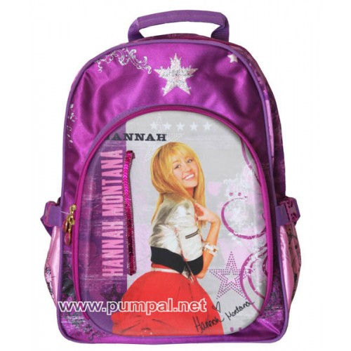 Ученическа раница Hannah Montana