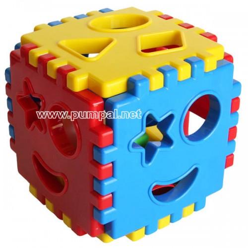 Кубче - Конструктор Напасни формите
