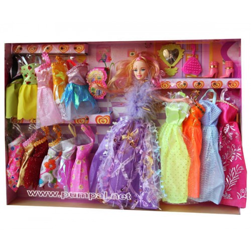 Барби с 15 рокли