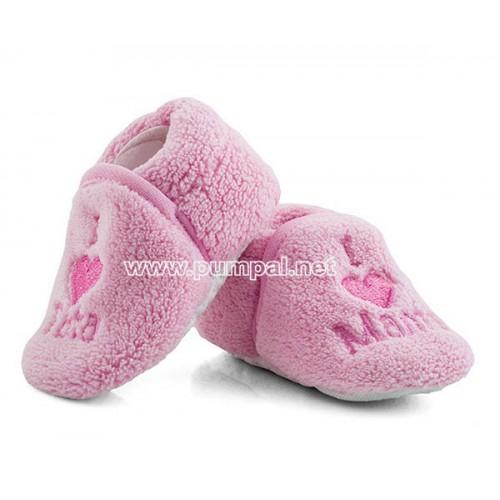 Пантофки Mama Tata в розово