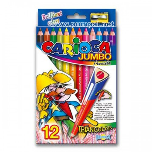 Моливи Carioca Jumbo