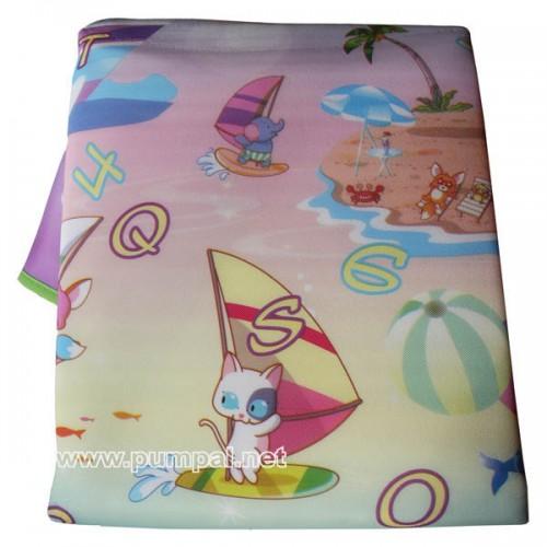 Детско килимче море