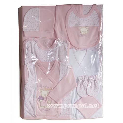Комплект за изписване в розово
