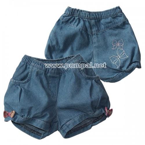 Къси дънкови панталонки
