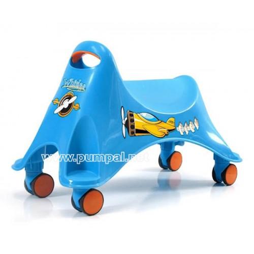 Кола Whirlee blue