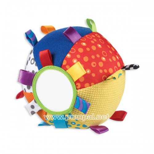 Звъняща мека топка Playgro