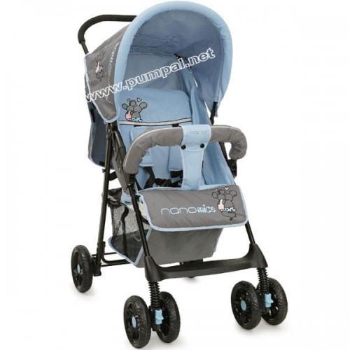Лятна количка Moni Mice Blue