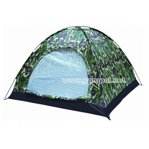 Триместна палатка