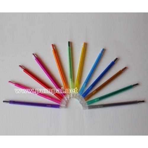 Пастели автоматични 12 цвята