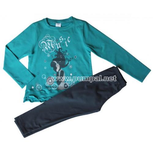 Комплект Блуза с клин Music
