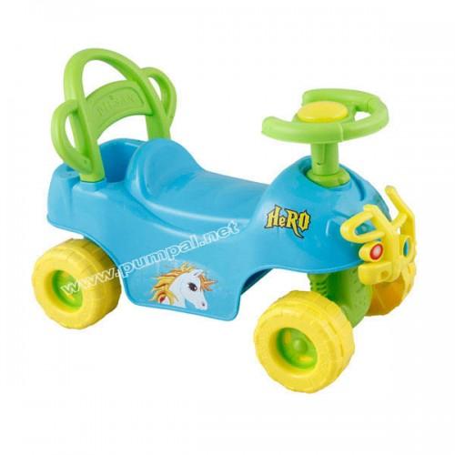 Кола за бутане ATV Hero