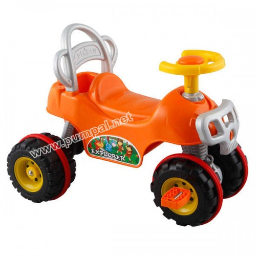 Колело Explorer ATV с педали
