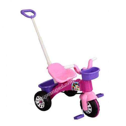 Детско колело Motor star Pink