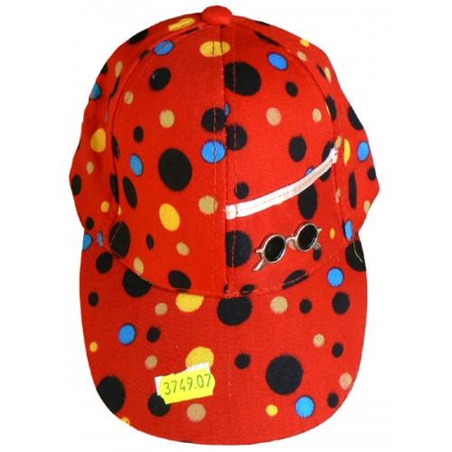 Дънкова шапка Точки