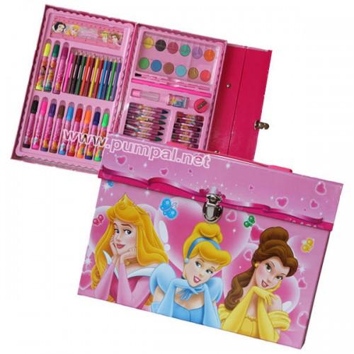 Комплект за рисуване папка  Принцеси