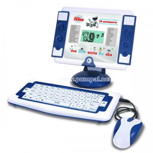 Детски образователен компютър Малки Гении