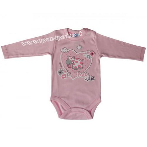 Розово боди Baby Cutie