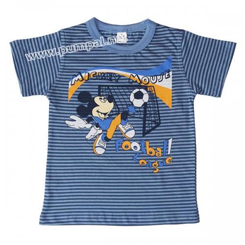 Синя Тениска Мики Маус