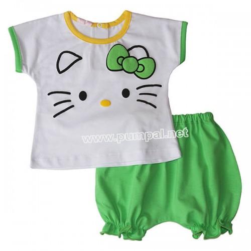 Блузка с панталонки Коте