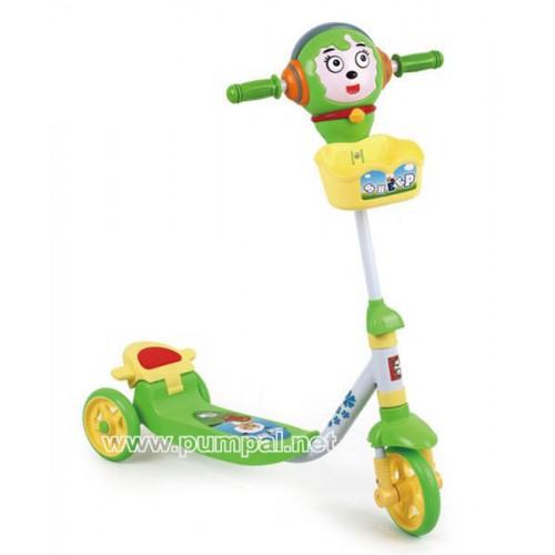 Детски скутер Lorelli Агънце