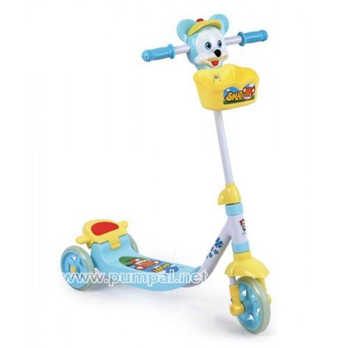 Детски скутер Мишка