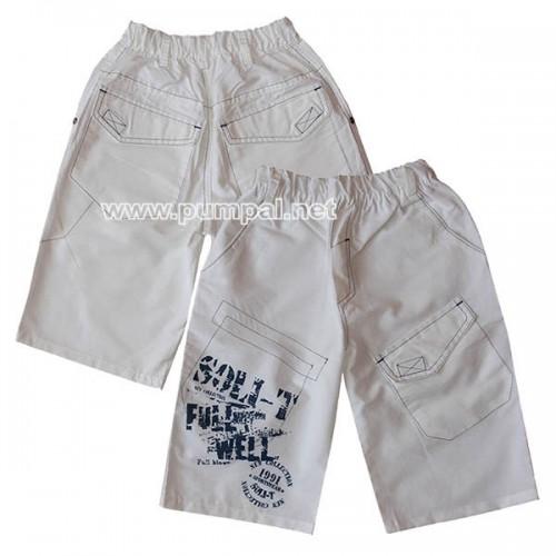 Летен къс панталон с джобчета