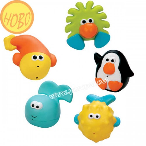 Играчки за баня Приятели