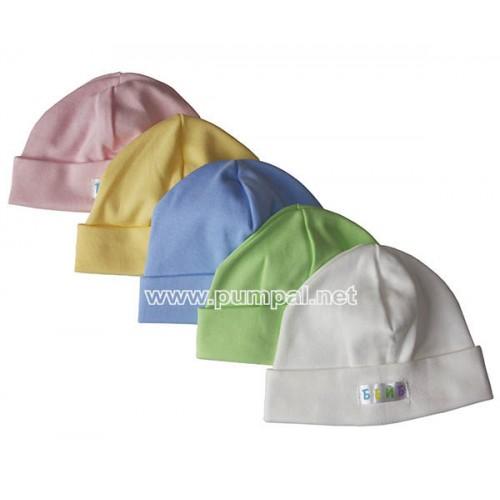 Памучна шапка Бейб