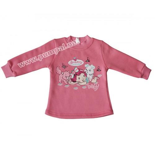 Ватирана блуза Ягодов сладкиш