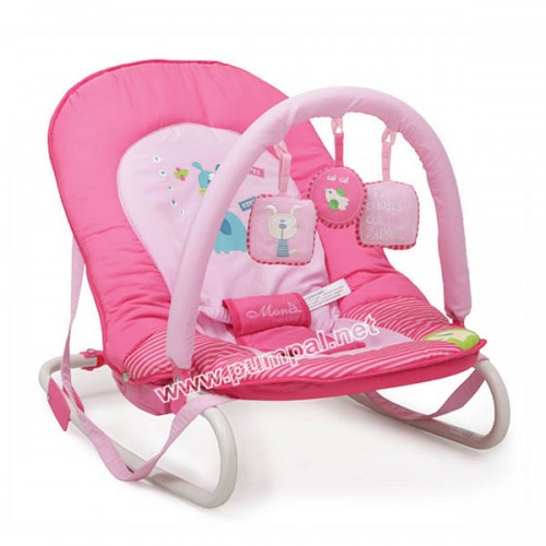 Детски шезлонг TouTou Pink