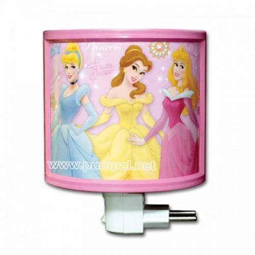 Нощна лампа Принцеси