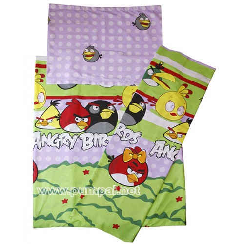 Спален комплект Angry Birds