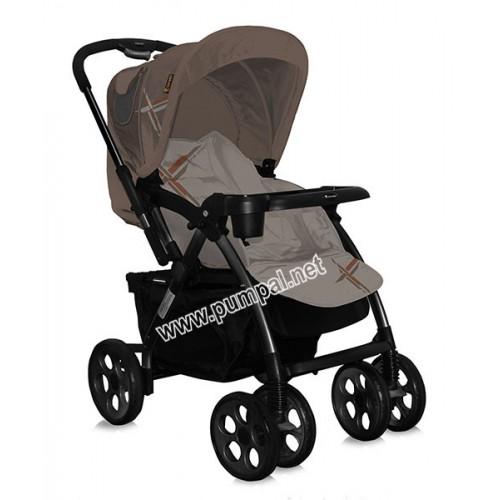 Детска количка Lorelli City Beige