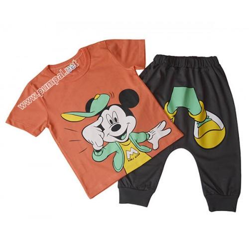 Лятна тениска с долнище Мики