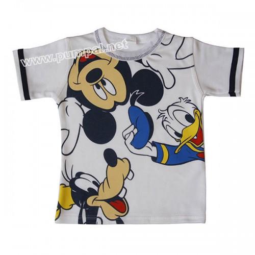 Тениска Мики, Дък и Гуфи