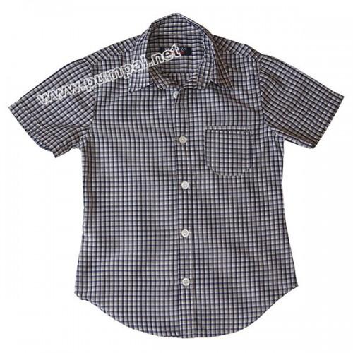 Риза с джоб Квадратчета