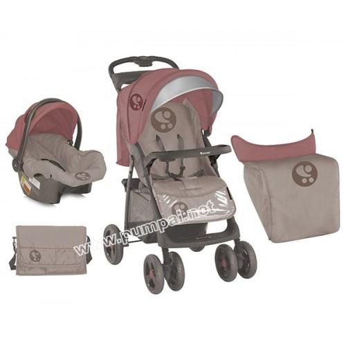 Лятна количка Foxy Terracotta
