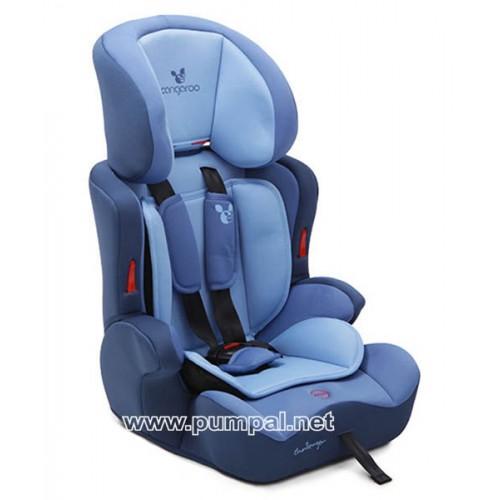 Стол за кола Challenger Blue