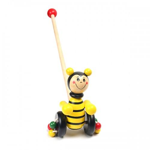 Играчка за бутане Пчела