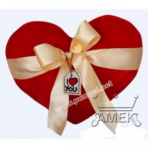 Сърце с панделка