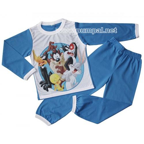 Тънка пижама Looney Tunes