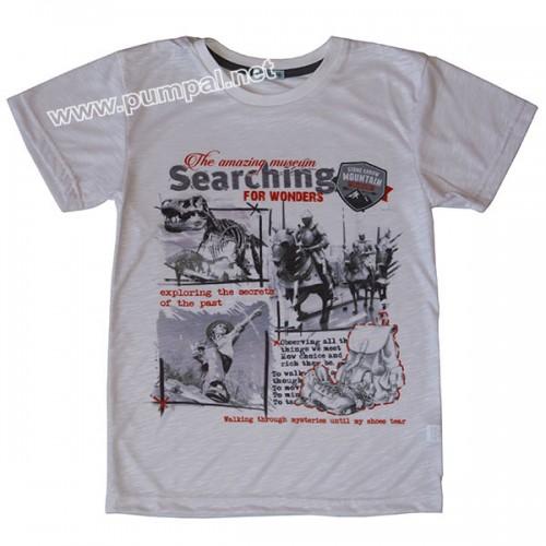 Тениска В търсене на чудеса